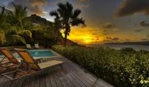 Couchers de Soleil aux Caraïbes (Miami-San Juan)