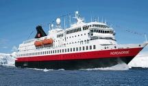 Voyage Classique du Sud au Nord (Bergen-Kirkenes) MS Nordnorge