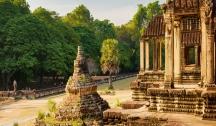 Des Temples d'Angkor au Delta du Mékong (1R3) 5 Ancres