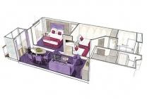 Grande Suite Deux Chambres