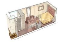 Yacht Club Suite Intérieure