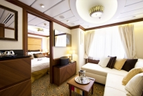 Cabine Suite Royale