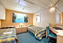 cabines Vue Mer