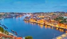 Vallée du Douro (Porto) vers l'Espagne (Salamanque) (PPH) 5 Ancres
