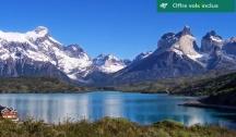 Patagonie, Fjords Chiliens & Antarctique - Découverte Australe de Punta Arenas à Valparaíso 2020 (Paris/Santiago/Punta Arenas-Valparaíso/Paris) Vols Inclus
