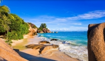 Seychelles, Le Jardin d'Eden (Praslin-Mahé)