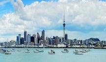 De Auckland à Sydney