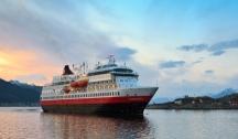 Voyage Classique Aller Retour : Bergen-Kirkenes-Bergen (MS Finnmarken)
