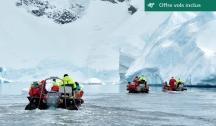Fjörds Chiliens, Antarctique & Îles Malouines - Grands Explorateurs & Grands Espaces (Paris/Punta Arenas)) Vols Inclus