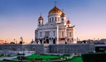 Joyaux de Russie (Moscou-St-Pétersbourg)