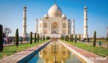 Combiné Les Couleurs de l'Inde & À Mi-Chemin entre le Yin & le Yang (Mumbay)