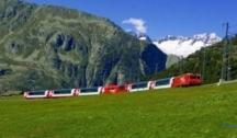 France, Suisse & Allemagne : un Voyage à bord du Fabuleux Train Glacier Express (GSB) 4 Ancres