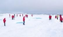 Le Pôle Nord Géographique (Paris/Longyearbyen-Reykjavík) Vol Aller & Transfert inclus