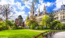 Les Capitales Danubiennes : Vienne Budapest Bratislava (VBV-PP) 5 Ancres