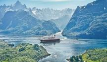 Voyage Classique Aller Retour : Bergen-Kirkenes-Bergen MS Trollfjord