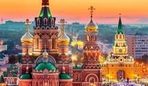 La Voie des Tsars (Moscou-St Petersbourg)