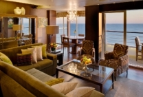 Crystal Penthouse Balcon