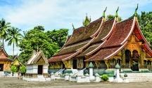 Le Laos, Découverte du Triangle D'Or (Luang Prabang-Vientiane)