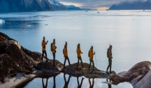 3 Îles Arctiques : Islande, Groenland & Spitzberg (vers le Nord) -  (Reykjavik-Longyearbyen) avec Accompagnateur Francophone