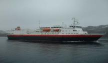 Voyage Classique du Sud au Nord (Bergen Kirkenes) MS Vesterålen