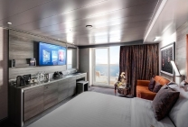 Suite Yacht Club Deluxe