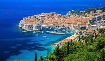 Merveilles Naturelles de la Côte Dalmate (Dubrovnik) Vols Aller-Retour + Visites avant & après croisière Inclus