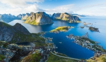 Fjörds, Îles Lofoten & Cap Nord (Dunkerque-Tromso)