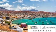 Croisière Expédition aux Bijagos & Cap Vert avec National Geographic (Praia-Dakar)