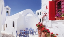 Les Îles Grecques, Éternelle Beauté (Nice)