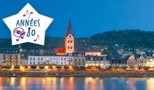 Week-End de Fête en Croisière sur le Rhin (TMH_A80) 4 Ancres