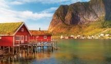 Croisière Fjords, Îles Lofoten & Cap Nord (Paris/Dunkerque-Tromsø/Paris) Transfert Aller & Vol Retour Inclus