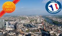 5 fleuves : Rhin, Neckar, Main, Moselle & Sarre (SRF) 4 Ancres Transfert Retour Strasbourg en Autocar Inclus