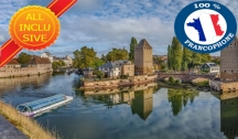2 Fleuves, Romantisme du Rhin & de la Moselle (SMT_PP) 4 Ancres MS La Bohême ou Monet (Strasbourg-Trèves)