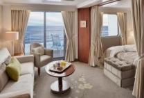 Penthouse Suite Balcon
