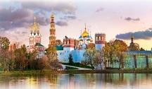 JOYAUX DE RUSSIE (Moscou St-Pétersbourg)