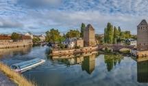 2 Fleuves, Romantisme du Rhin & de la Moselle (SMT) 4 Ancres MS La Bohême ou Monet (Strasbourg)
