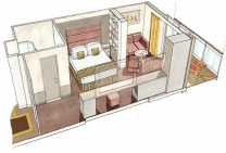 Suite Deluxe Yacht Club