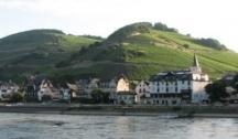 Vallées de la Moselle & du Rhin la Magie des 2 Fleuves (SCM) 5 Ancres