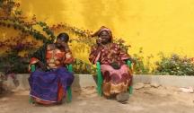 Sur les Fleuves de Gambie (Dakar)