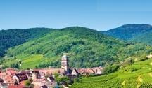 L'Alsace Pittoresque & Gourmande (SBS) 4 Ancres MS La Bohême, France, l'Europe, Mona Lisa, Modigliani ou Monet