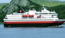 Voyage Classique Aller Retour : Bergen-Kirkenes-Bergen(Nordkapp)