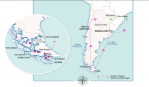 Croisière en Patagonie & Buenos Aires (Santiago-Buenos Aires)