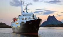 Voyage Classique du Sud au Nord (Bergen-Kirkenes) MS Lofoten