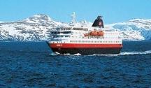 Bergen-Kirkenes Vol Inclus & Accompagnateur Français