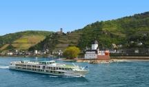 4 Fleuves : les Vallées, de la Moselle, de la Sarre, du Rhin Romantique & du Neckar (RSB_PP) 5 Ancres MS Lafayette