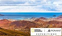 Croisière Expédition aux Îles du Cap Vert avec National Geographic (Dakar-Praia) Vol Retour Inclus