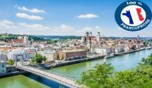 Le Beau Danube Bleu & Salzbourg (PAZ) 4 Ancres avec Transferts A/R