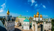 Moscou / Saint-Petersbourg 3* Vols Inclus