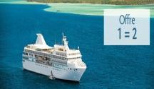 Îles Cook & Îles de la Société