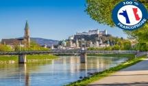 A la Découverte de Salzbourg et le  beau Danube Bleu (BUZ) 4 Ancres Transferts Autocar Aller & Retour Inclus